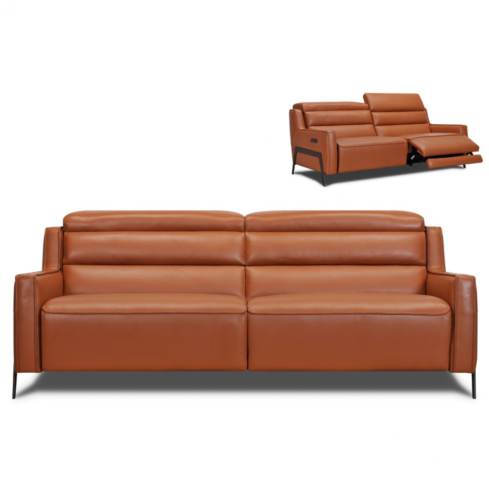 Montego Electric 3 Seater Sofa