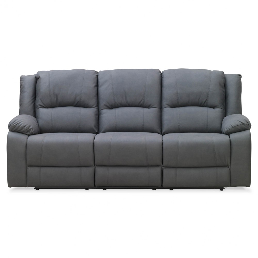 Captain Theatre 3 Seater Twin Action Manual Recliner