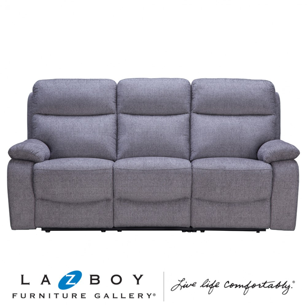 Taylor 3 Seater Twin Power Recliner