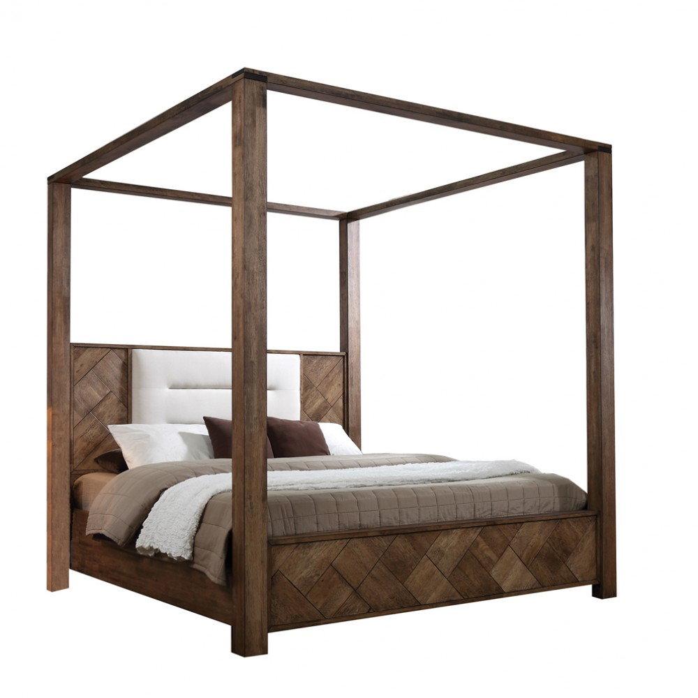 Montreal King 4 Poster Bed