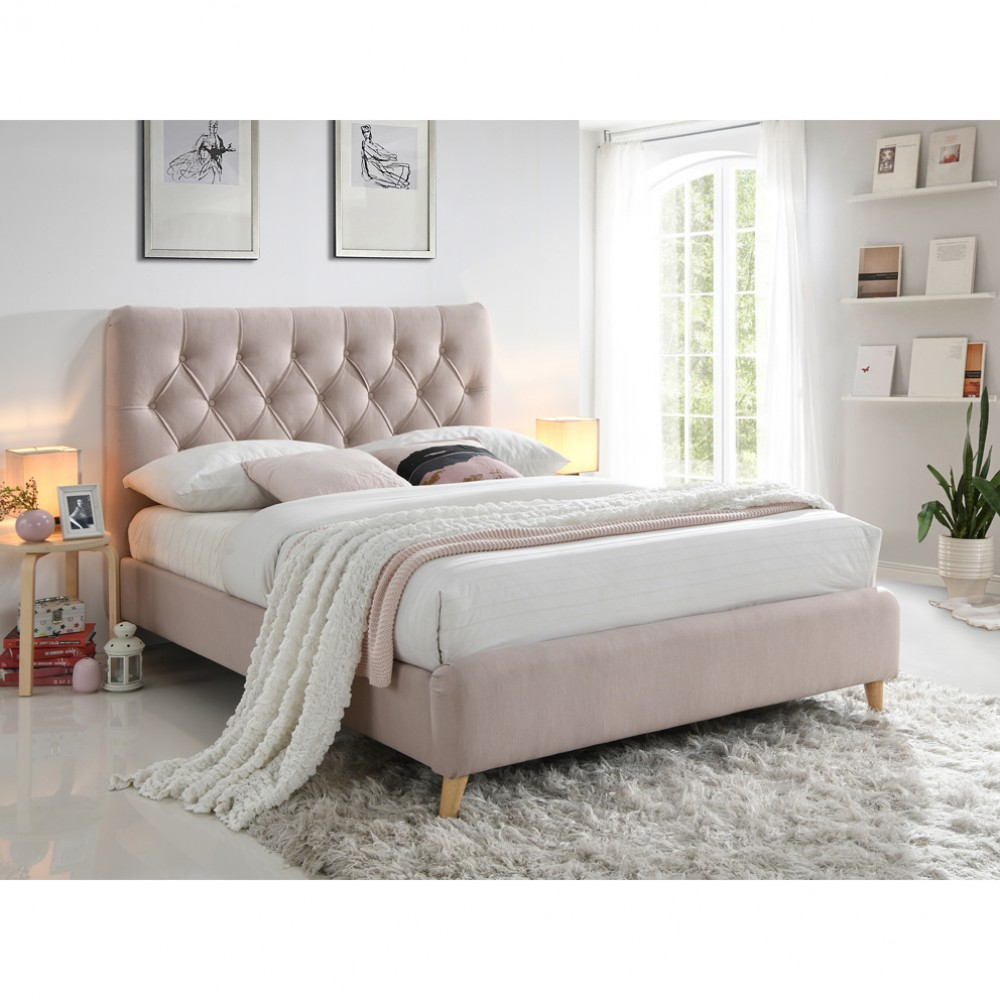 Ravello Upholstered Queen Bed