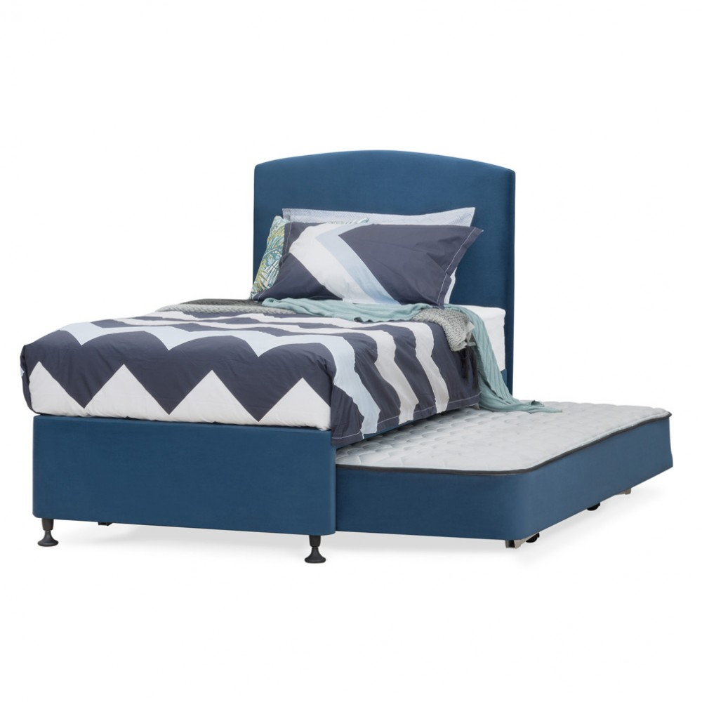 Trundle Long Single Bed