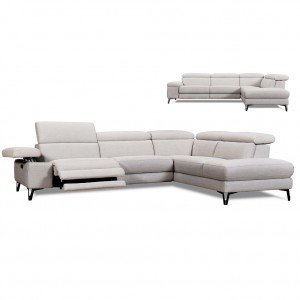 Milan 3 Seater Sofa And Chaise