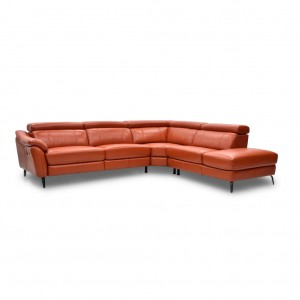Catania Electric Corner Lounge with Chaise