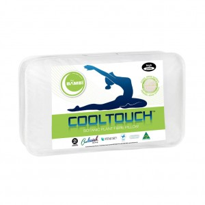 Bambi Cooltouch Flip Indego Corn Pillow Low