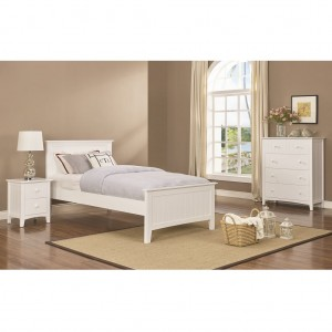 Coral King Single Bed