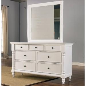 Halifax Dresser and Mirror