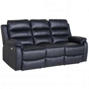 Moscow 3 Seater Electric Recliner