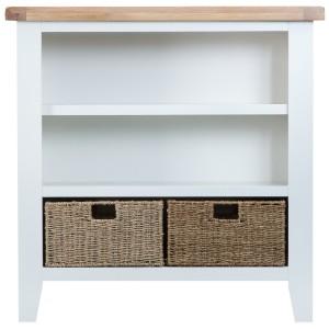 Anglesea Small Wide Bookcase