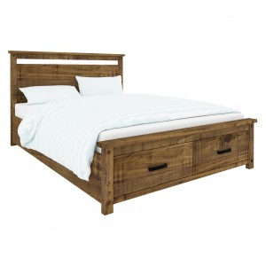 Phoenix King Bed With Storage
