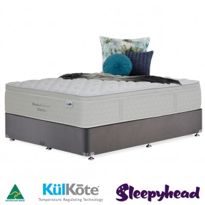 Sanctuary Bianco Medium Queen Mattress