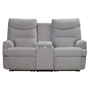 Bondi Twin Recliner Home Theatre Lounge
