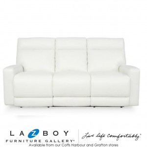 Carlton 3 Seater Power Recliner