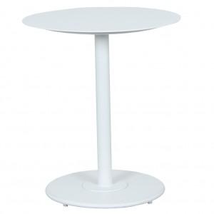 Checker Round Bistro Table
