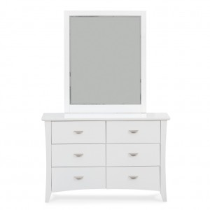 Clovelly Dresser And Mirror