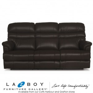 Cortland 3 Seater Twin Recliner