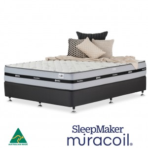 Miracoil Hillier 2 Firm King Mattress