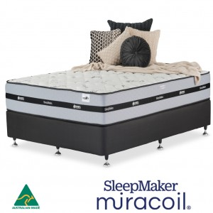 Miracoil Hillier 4 Medium King Mattress