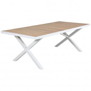 Mondo Cross Leg Table 2200 x 1000