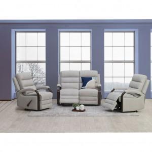 Indiana 3 Piece Lounge Suite