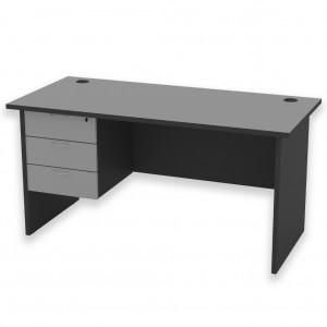 Kazro 1500mm 3 Drawer Student Desk