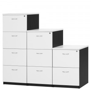 Logan 3 Drawer Filing Cabinet