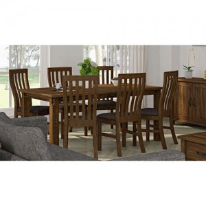 Longyard 7pc Dining Suite