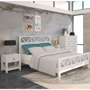 Majorca Queen Bed Tallboy Suite