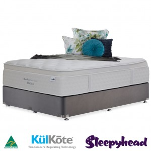 Sanctuary Matino Plush Long Single Mattress