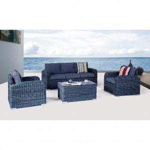 Miami 4 piece Outdoor Lounge