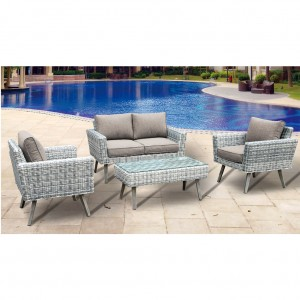 Murray 4 Piece Outdoor Setting