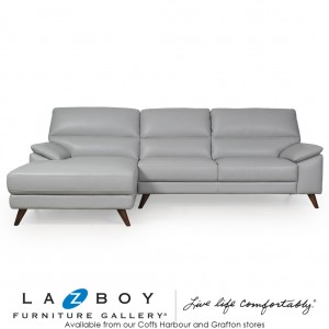 Everly 2 Piece Corner Modular (3 Seater LHF and Chaise RHF)
