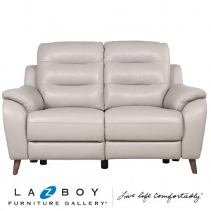 Vermont 2.5 Seater Twin Power Recliner With Power Headrests