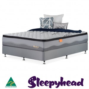 Pure Balance Rejuvenate Firm Super King Mattress