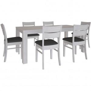 Majorca 7 Piece Dining Suite
