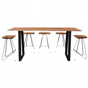 Sheesham Bar Table