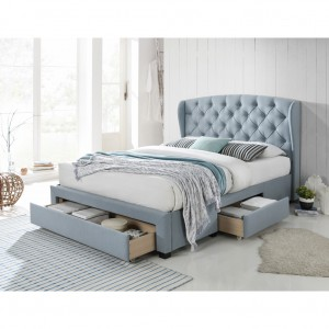 Siena Upholstered King Bed