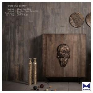 Skull Stud Cabinet