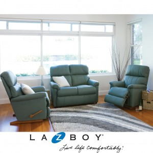 Summit 3 Piece Recliner Suite (3 Seater Twin Recliner and 2 Recliners)