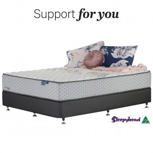 Support For You Plush Queen Mattress