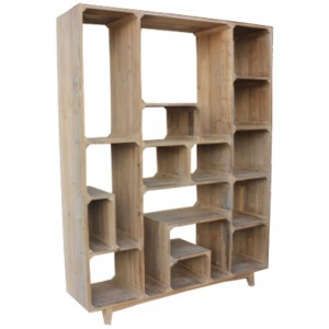 Syssel Open Bookcase