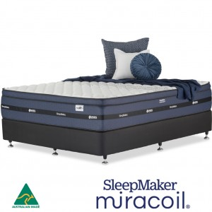 Miracoil Torrens 3 Firm King Mattress