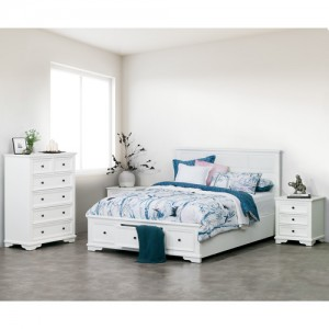 Vienna Queen Bed