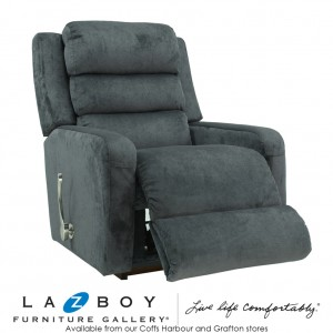 Adam Rocker Recliner With Adjustable Headrest