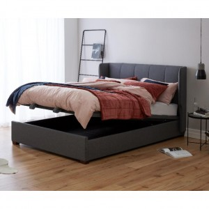 Florence Queen Gas Lift Bed
