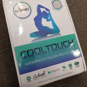 Bambi Cooltouch Waterproof Pillow Protector