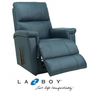 Ethan Rocker Recliner (Standard Size, Leather)