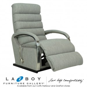 Anika Rocker Recliner with Adjustable Headrest