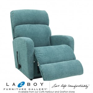 Mira Rocker Recliner, Fabric Upholstery