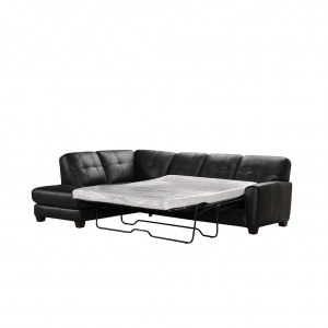 Macy Corner Chaise with Sofa Bed
